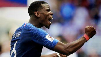Pogba dedicates France win to Thai cave