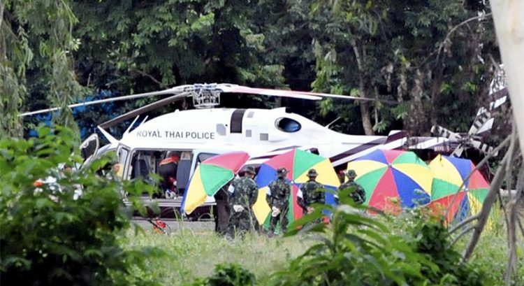'Mission accomplished' as Thailand welcomes cave rescue