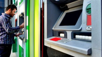 Robbers steal 200kg ATM in India