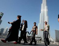 Burj Khalifa beats Buckingham Palace as most visited attraction