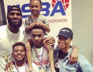 LeBron James regrets naming his son after him