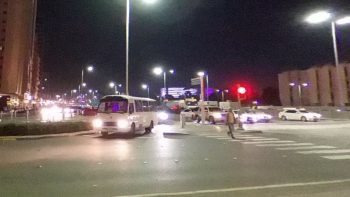 Abu Dhabi's new rules for minibuses
