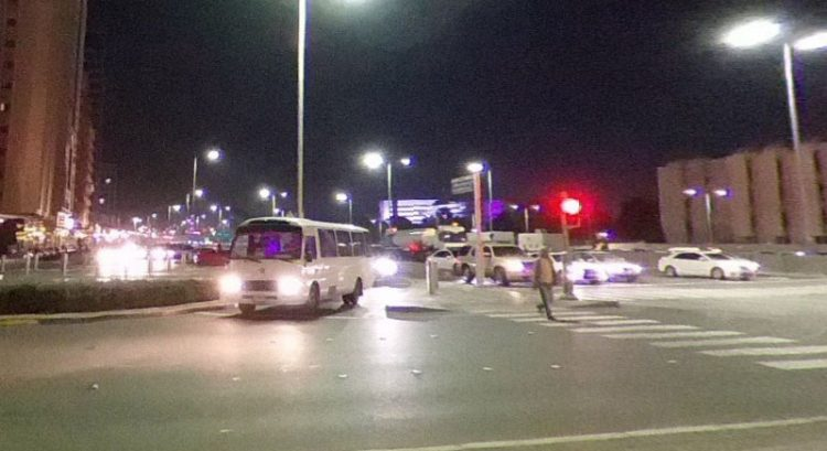 UAE to ban passenger and school minibuses