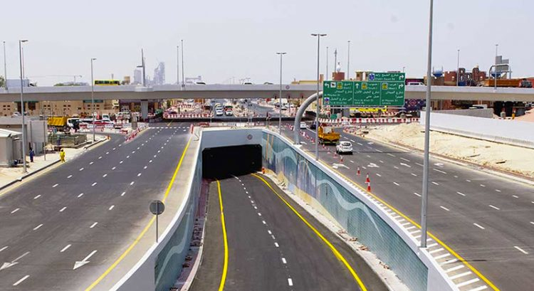Quicker route to Al Meydan Street through new Dubai tunnel