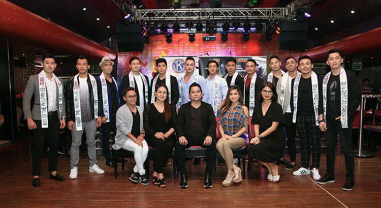 In pictures: Man of the Philippines-UAE's official candidates