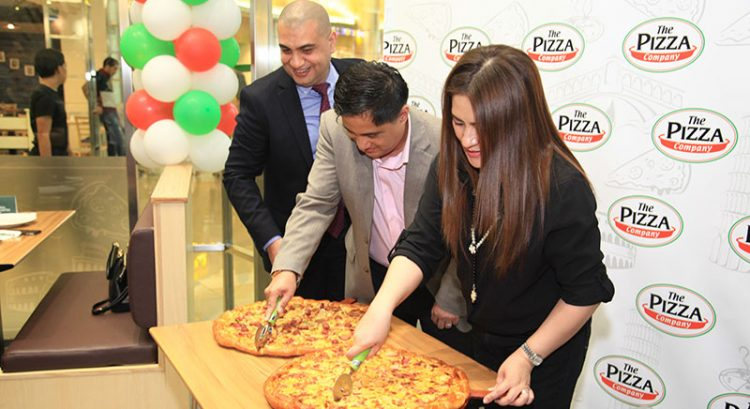 In pictures: Pizza Company branch opening in Reef Mall