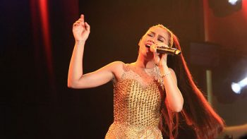 In pictures: Morissette is Made Dubai concert