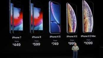 Apple reveals 'most advanced iPhone ever created'