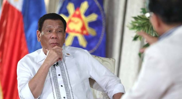 Duterte won't insist on federalism, but eyes charter change