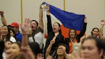Philippines closer to creating Department of Filipino Overseas