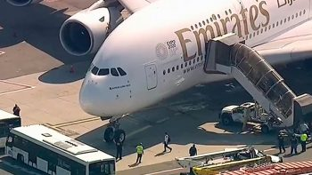 Passengers ill on Emirates' Dubai-New York flight, plane quarantined