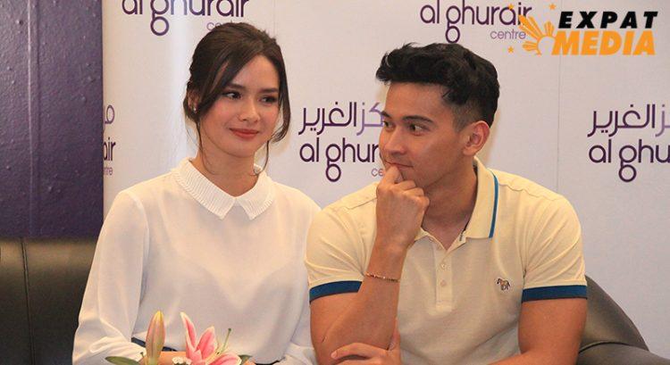 Erich Gonzales in Dubai: I admire Enchong Dee