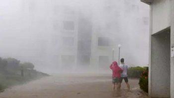 2 Filipinos hurt, 41 rescued as Mangkhut lashes Hong Kong