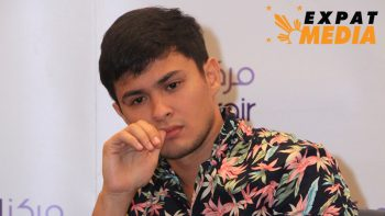 Actor Matteo Guidicelli joins military