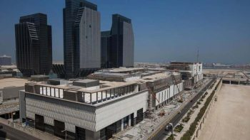 New Dh5 billion mall in Abu Dhabi to open in 2019