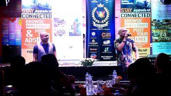 Bokals Vocals' Gelo Bernal, Ryan Mayor return to Dubai