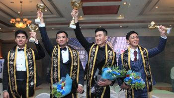 Giron, De Ocampo win top titles in Man of the Philippines-UAE