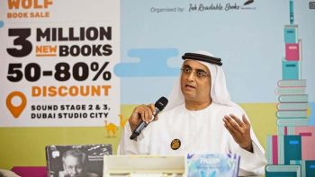 80% discount in world's biggest book sale coming to Dubai