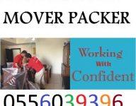 Uae expert movers packers shifters 0556039396 ZUBAIR