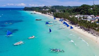 Philippines' Boracay Island reopens to public