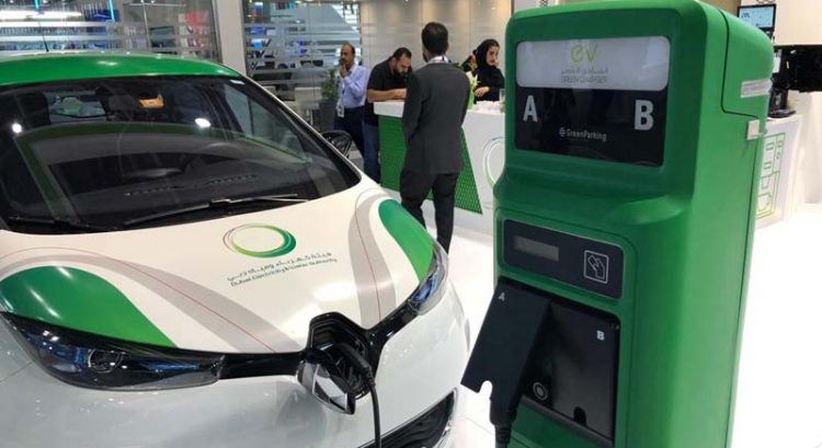 More electric vehicle charging stations pop up in Dubai