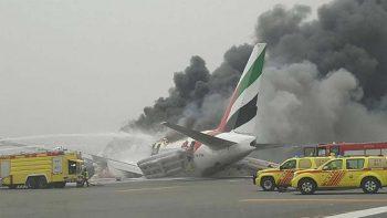 Passengers of Emirates plane crash in Dubai can sue Boeing, court rules