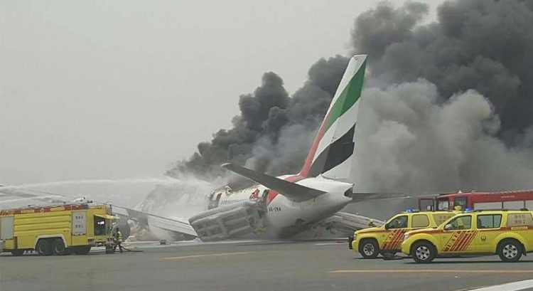 Passengers of Emirates plane crash in Dubai can sue Boeing, court rules