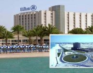 Iconic Abu Dhabi hotel to lose Hilton name