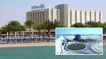 Iconic Abu Dhabi hotel to lose Hilton name