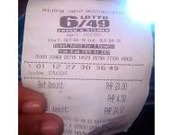 Filipina guesses winning numbers of P1.1 billion draw but hits bad luck