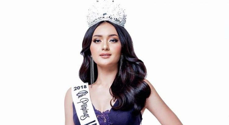 Future policewoman targets Philippines' Miss International crown