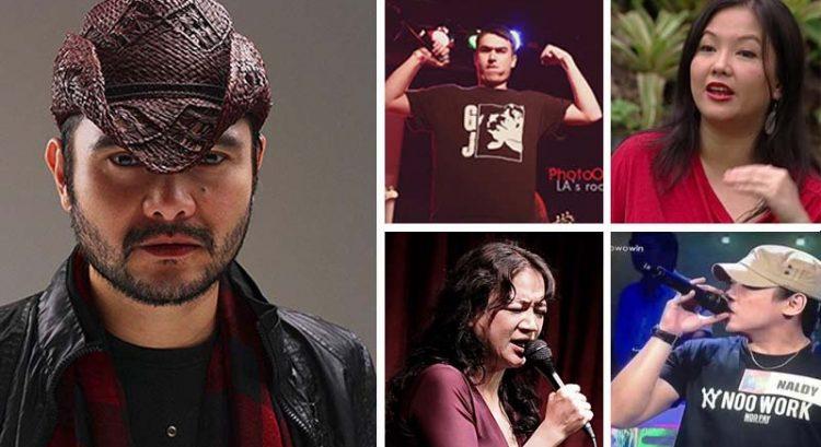 Wency Cornejo, Glenn Jacinto, Lei Bautista, Cooky Chua & Naldy Padilla to perform in Dubai