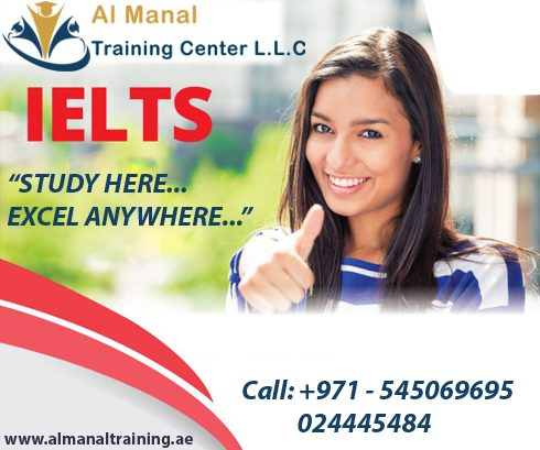 IELTS Training in Abu Dhabi