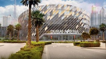 Dubai Arena gets new name