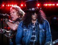 Guns N' Roses fans in UAE advised to come early to concert