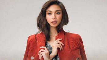 MayMay Entrata is first Filipina celeb to walk runway at Arab Fashion Week