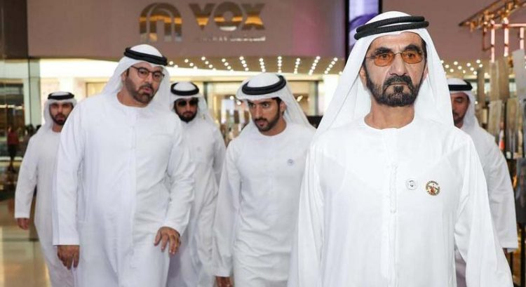 Coding is 'language of future', says Sheikh Mohammed