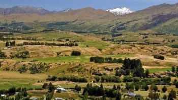 Scenic New Zealand village on sale for Dh10 million