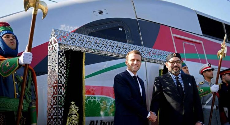 Abu Dhabi invests Dh514 million on Morocco super train