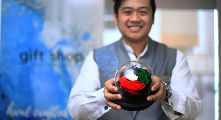 UAE-inspired preserved roses in high demand as National Day nears