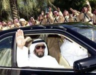 Lebanon street named after Sheikh Zayed