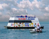 World's first floating supermarket launches in Dubai