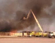 Indian expats seek compensation after Dubai warehouse fire