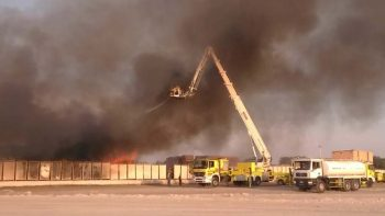 Indian expats seek compensation after Dubai warehouse fire