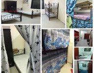 Close Partition, Bed Spaces for Filipinos Near Rigga,Union, Salah Al Din Metro Stations, Al Rigga, WhatsApp : 052 9911 681