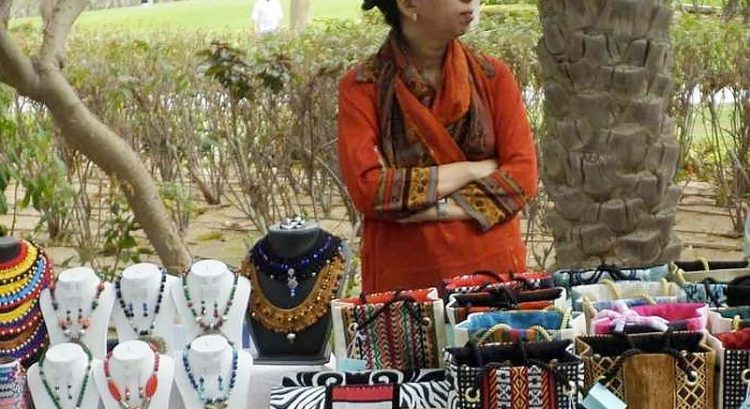 Sharjah woman sells handmade bags to clear Dh60,000 debt