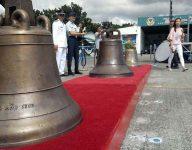Balangiga bells' return denotes peace, say church officials