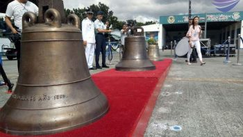 Balangiga bells' return denotes peace, say church officials