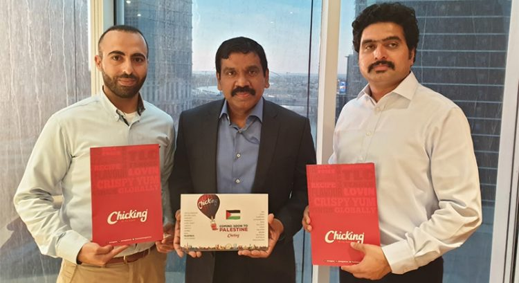 Chicking expands in Morocco, Palestine