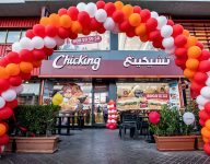 15% discount on Chicking deliveries on December 30